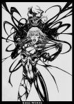 Fairchild expells the symbiote by Edge-Works
