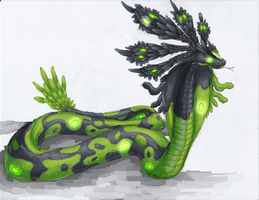 December 5th, 2013: Zygarde by UltimateSassMaster