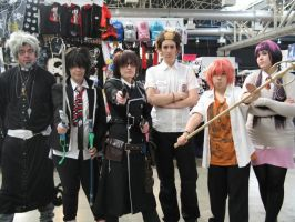 Ao No Exorcist Group 1 by MiyuSaikoChan