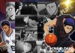 Aomine Daiki Wallpaper by Umbiouzu