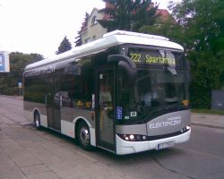 The electric bus is here by Levvvar