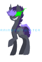 .: Colours : Evil Babe :. by Rainb0wTwister