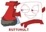 Buttvault, TOGETHER by Zahuloo