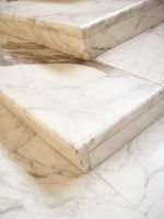 Marble Stairs by shelbysingswords