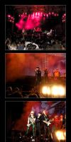 The Scorpions Concert 1 by AnubisGraph