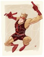 Daredevil by DaveBardin