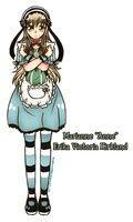 Hetalia NEXT: Anne Kirkland by BlueStorm-Studio