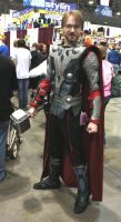 Thor Cosplay by 6-fingers