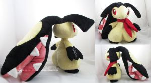 Mawile by MagnaStorm