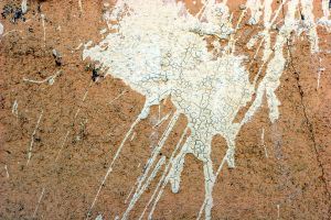 Paint Splatter on Old Stucco by GrungeTextures