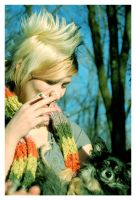 Dogs Don't Smoke by Sch-a-nelle