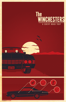 The Winchesters by elVapo