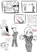 Undying Truth: Omake (Extra) by AbsolutePineapple