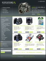 fotostore - on-line shop by queedo
