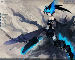 BRS Desk by yorgash