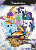 Rainbow Adventure 2 Battle by nickyv917