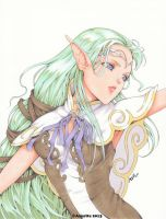 Elf by Azurite-Dream