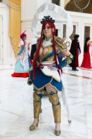 Erza Scarlet second origin by SCARLET-COSPLAY