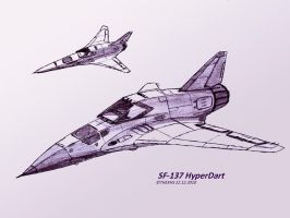 SF-137 HyperDart by TheXHS