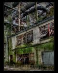 The Beauty of Decay by CellarDweller