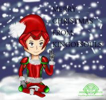 Merry Christmas from KOS by Kingofsouls