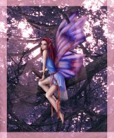 Woods fairy by Eliana-Prog