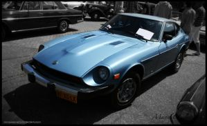 1978 Datsun 280Z by compaan-art