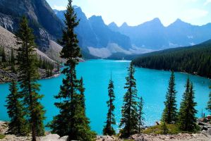 Lake Moraine by dany25
