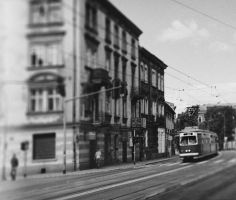 cracow by olivvka