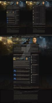 IP.Board: Star Wars Galaxies Concept by the-danzor