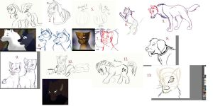 Sketchtime :D by VitaniFox85