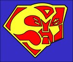 Supobot Logo Colourized by magigrapix
