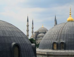 Sultan Ahmet  Mosque by buzadam