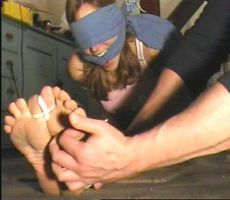 Tied Blindfolded Tickle 08 by dtka66