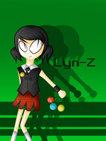 MSI: Lyn-Z by cloudmuffin727