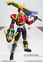G1-X Rising Mode full armed by dezet08