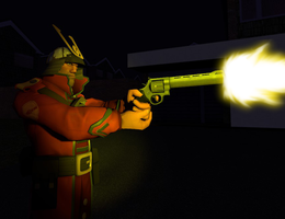 Muzzle Flash Test by masterderp1