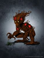 Little Groot by ryodita