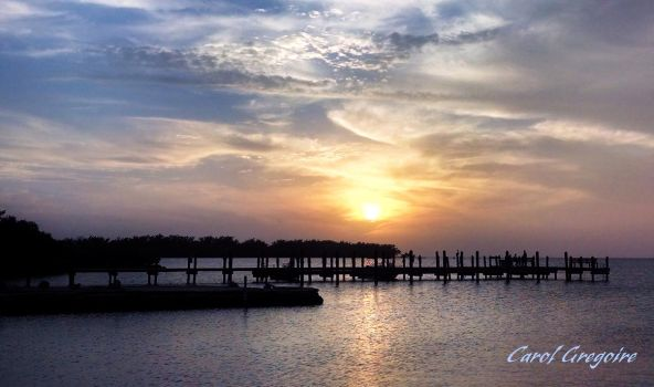 Islamorada Sunset 5 by carolgregoire