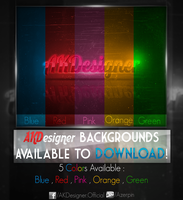 FREE DOWNLOAD : AKDesigner's Background 1st Pack by Azerpin