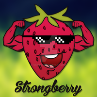 Strongberry Avatar -REQUEST- by saiverx
