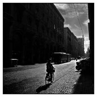 Italy Bologna by AnteAlien