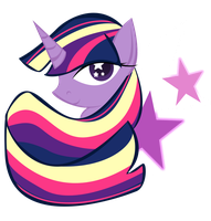 Twilight simple headshot thing by ScootsNB