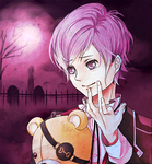 Diabolik Lovers: Kanato by Lijon