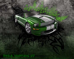 :::::Ford Mustang GT 2008::::: by webblaster48