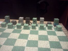 Chess Aggressive Mobs by Superjay14