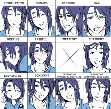 [PG] Expression meme | Seth by Anima-Ch4n
