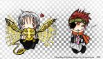 .: D.Gray-Man Lunchtime :. by Aqua-Varina