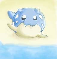 Spheal by litecrush