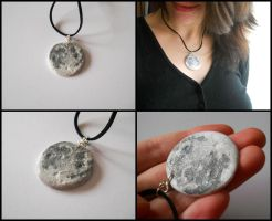Moon pendant giveaway! by GemDeDude